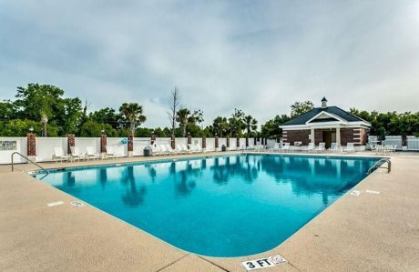 Carolina Waterway Plantation Pool