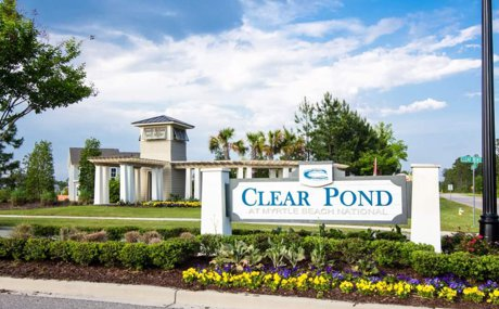 Clear Pond Homes For Sale Myrtle Beach