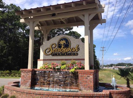 Seabrook Plantation Homes For Sale North Myrtle Beach