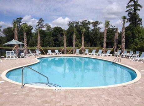 Seabrook Plantation Pool