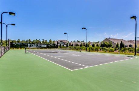 Berkshire Forest Tennis Myrtle Beach