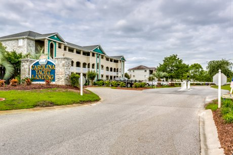 Carolina Yacht Landing Condos For Sale Little River