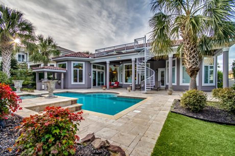 Myrtle Beach Luxury Homes