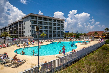 Myrtle Beach Resort Outdoor Pool