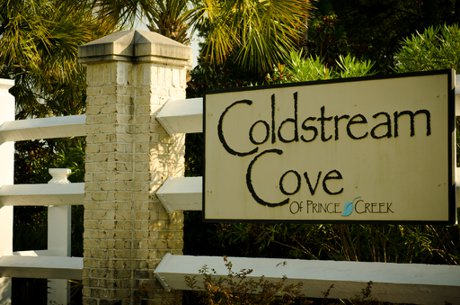 Cold Stream Cove at Prince Creek Murrells Inlet