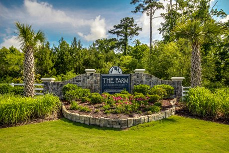 Brookberry at The Farm Homes For Sale