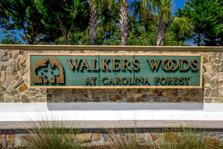 Walkers Woods Homes For Sale Carolina Forest