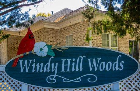 Windy Hill Woods North Myrtle Beach