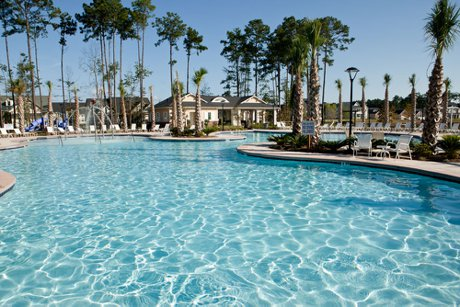 Emmens Preserve Myrtle Beach Pool