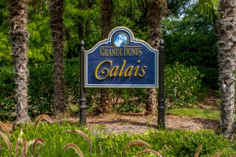 Calais Homes For Sale at Grande Dunes