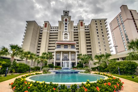 Southwind Oceanfront Condos in Myrtle Beach