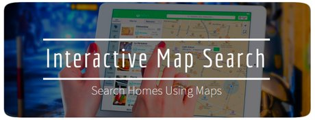 Interactive Map Property Search