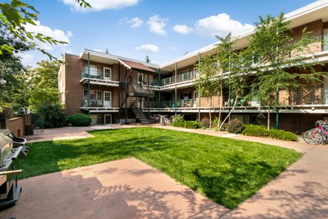 Condo for sale in Old Town Fort Collins! 301 Peterson St Unit 205, Fort Collins, CO 80524