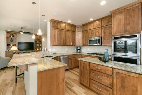 Beautiful home for sale in Severance Colorado with rustic finishes throughout! Real Estate and Lifestyle in Northern Colorado, a blog by Joanna Gyrath, Fort Collins Realtor