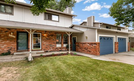 Townhome for sale in Fort Collins, 3111 Sumac St, Fort Collins listings, home for sale, Northern Colorado real estate | Real Estate and lifestyle in Northern Colorado, a blog by Joanna Gyrath