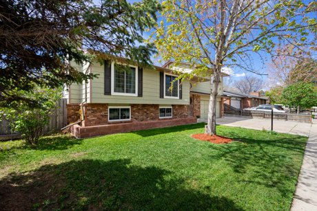 Home for sale in Loveland, Colorado with no HOA and RV Parking