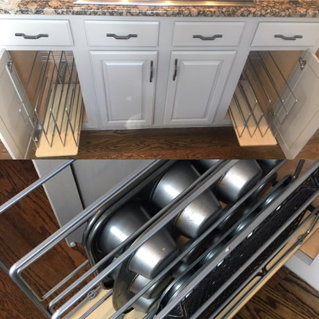 Kitchen Projects with Knape and Vogt, Home Improvement and Organization | Real Estate & Lifestyle in Northern Colorado, a blog by Joanna Gyrath, Fort Collins Realtor