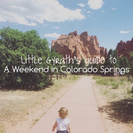 A weekend in Colorado Springs with kids, Day trips from Fort Collins, Northern Colorado Travel Guide | Real Estate and Lifestyle in Northern Colorado, a blog by Joanna Gyrath, Fort Collins Realtor