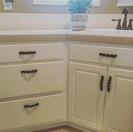 Tutorial: How to Install Cabinet Pulls | Real Estate and Lifestyle in Northern Colorado, a blog by Joanna Gyrath, Fort Collins Realtor & Home Stager