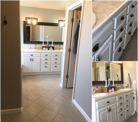 Master Bathroom Update Makeover in Fort Collins | Real Estate and Lifestyle in Northern Colorado, a blog by Joanna Gyrath, Realtor
