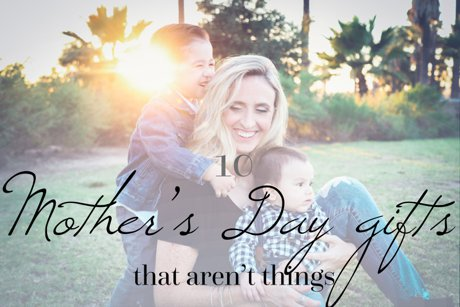 Mother's Day in Northern Colorado, Mother's Day Gift Guide, Gifts that aren't things | Real Estate and Lifestyle in Northern Colorado, a blog by Joanna Gyrath, Fort Collins Realtor and owner of Gyrath Realty Group