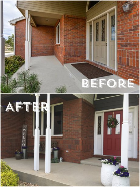 Exterior Facelift in Fort Collins, Exterior Paint | Real Estate and Lifestyle in Northern Colorado, a blog by Joanna Gyrath, Fort Collins Realtor