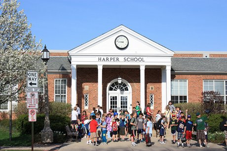 Harper elementary school
