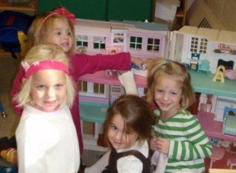 Kenilworth preschoolers