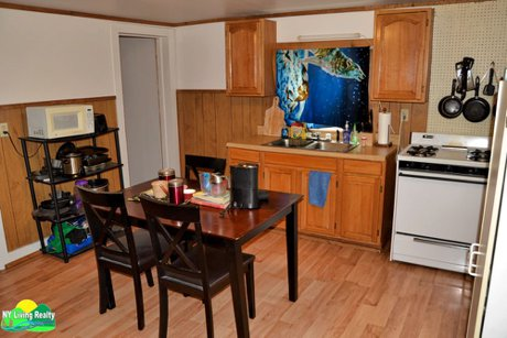 Kitchen in 19 Grove St, Keeseville