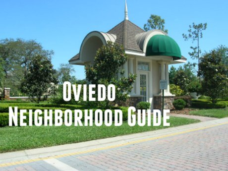 Oviedo Neighborhood Guide
