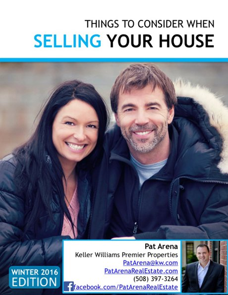 Winter 2016 Home Seller Guide