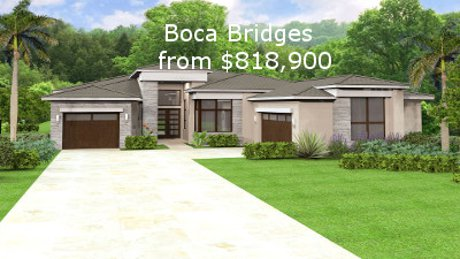Boca Bridges Homes for Sale