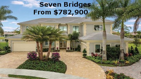 Seven Bridges Homes For Sale