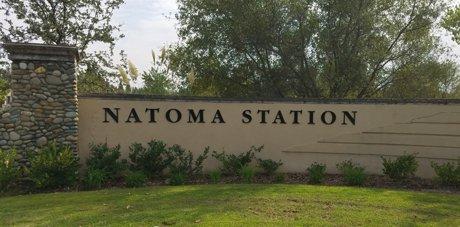 Natoma Station Folsom entrance