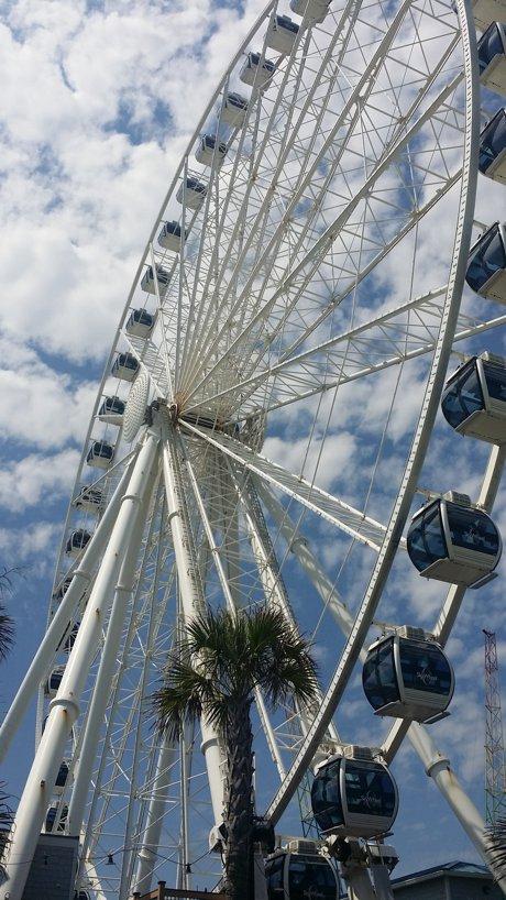 Skywheel Myrtle Beach Sc