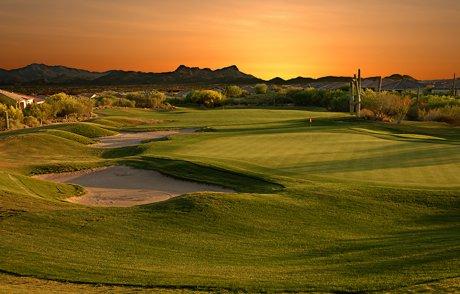 Enjoy golfing on Boulders real estate