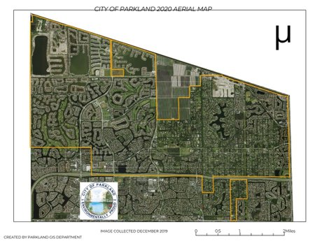 Parkland Map