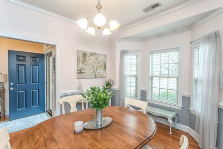 1122 Avebury Court Dining Room
