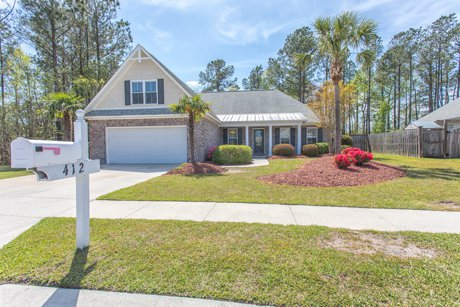 412 Grenedad Ct Front of House Winnabow NC