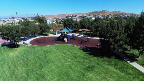 Sierra Heights & Sierra Estates - community park