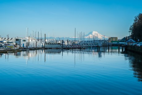 Point Defiance Marina by Taomeister