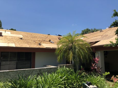 Roofs and A/C replacements are examples of work that will require a permit.