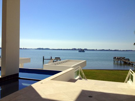 Waterfront makes for a top ten home in Sarasota