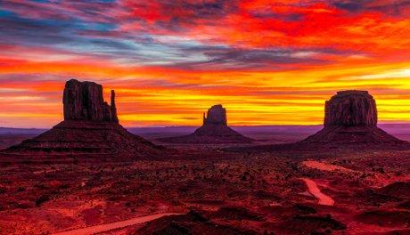Arizona Surprise Sun Rise