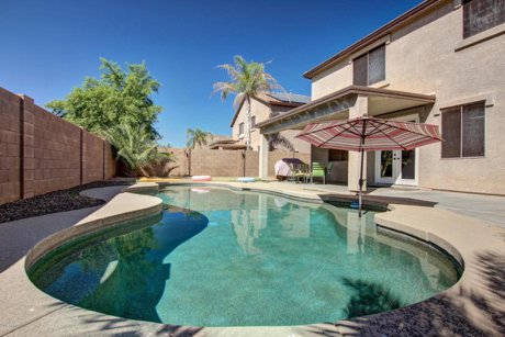 Homes For Sale in Surprise with a pool