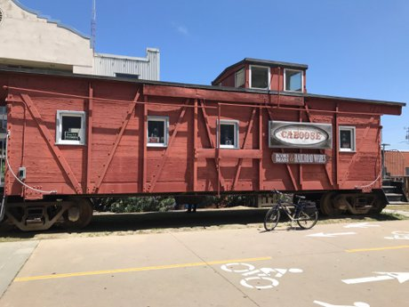 Keller Williams Cannery Row Caboose