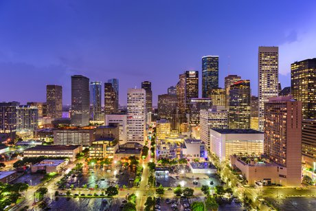 Enjoy the Big City in Houston Homes