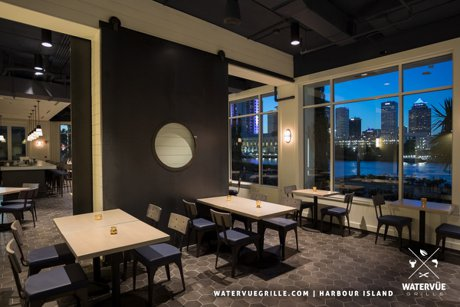 Watervue Grille Harbour Island Tampa