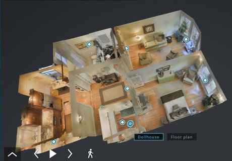 Try Matterport 3D VR Home Tours!