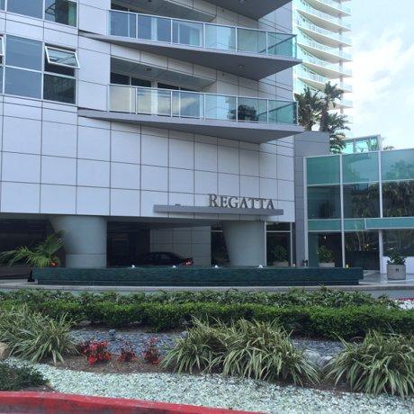 The Regatta Condo in Marina del Rey